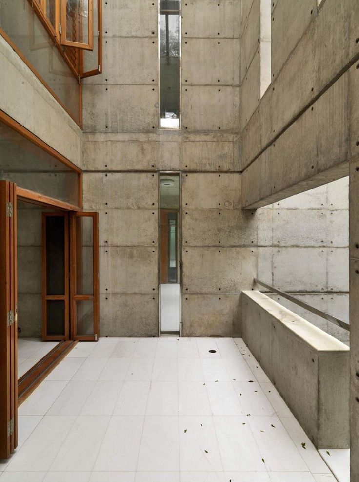 SA Residence By Shatotto Architects. Concrete FinishesArchitect ...