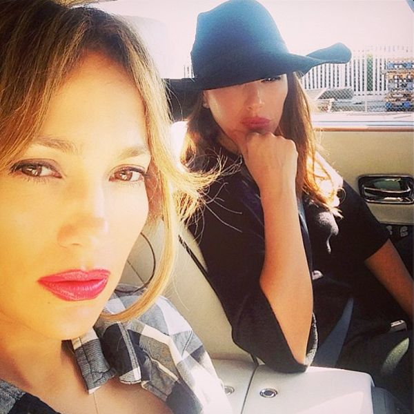 Jennifer Lopez and Leah Remini Rear-Ended by Drunk Driver http://www.people.com/article/jennifer-lopez-leah-remini-rear-ended. #DUI #CelebrityNews #News