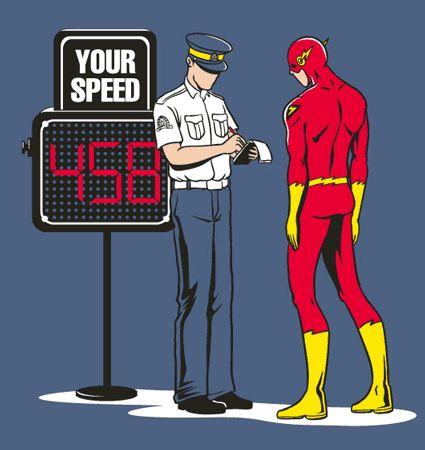 El exceso de velocidad se paga ¡ja!  blogvecindad.com