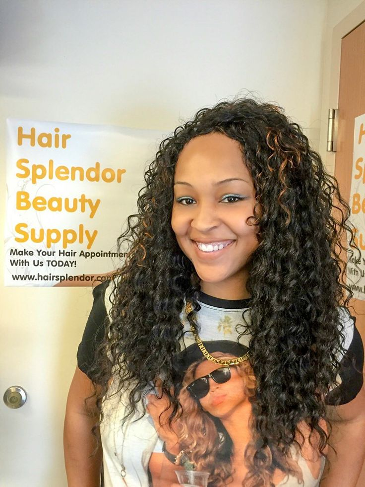 Crochet Braids Are A Great Styling Option For All Those Natural Girls Out There Styled By Owner Kim Of Hair Splendor Beauty Supply