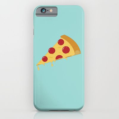 #iPhone, #pizza, #society6,