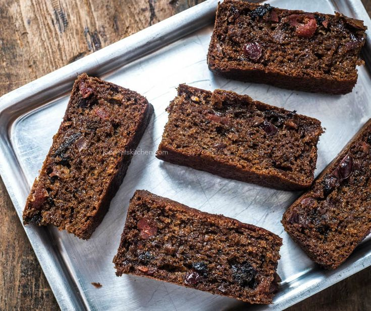 Fruity Teabread Recipe, how to make soaked fruit tea cake / fruity tea bread recipe with step by step photos. Mixed fruits (tutti frutti, dry cranberries,