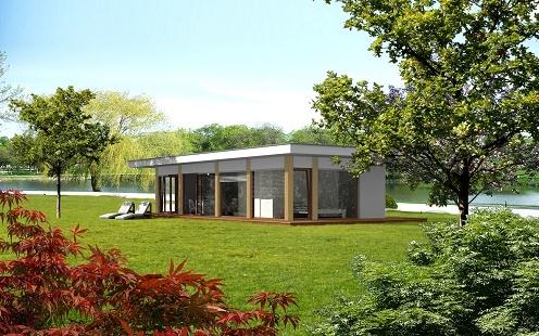 Ekokoncept Prefabricated Houses Prefab Ulous Pinterest
