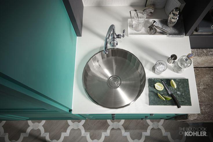 Best 16 Emerald View Kitchen ideas on Pinterest | Bar sinks, Galley ...