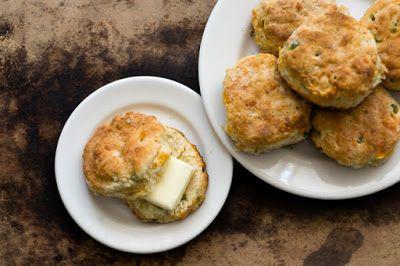 Jalapeño cheddar biscuits | Homesick Texan