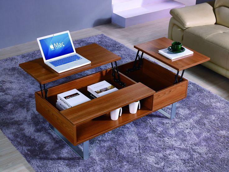 Les 25 Meilleures Id Es De La Cat Gorie Table Basse Relevable Extensible Sur Pinterest Table