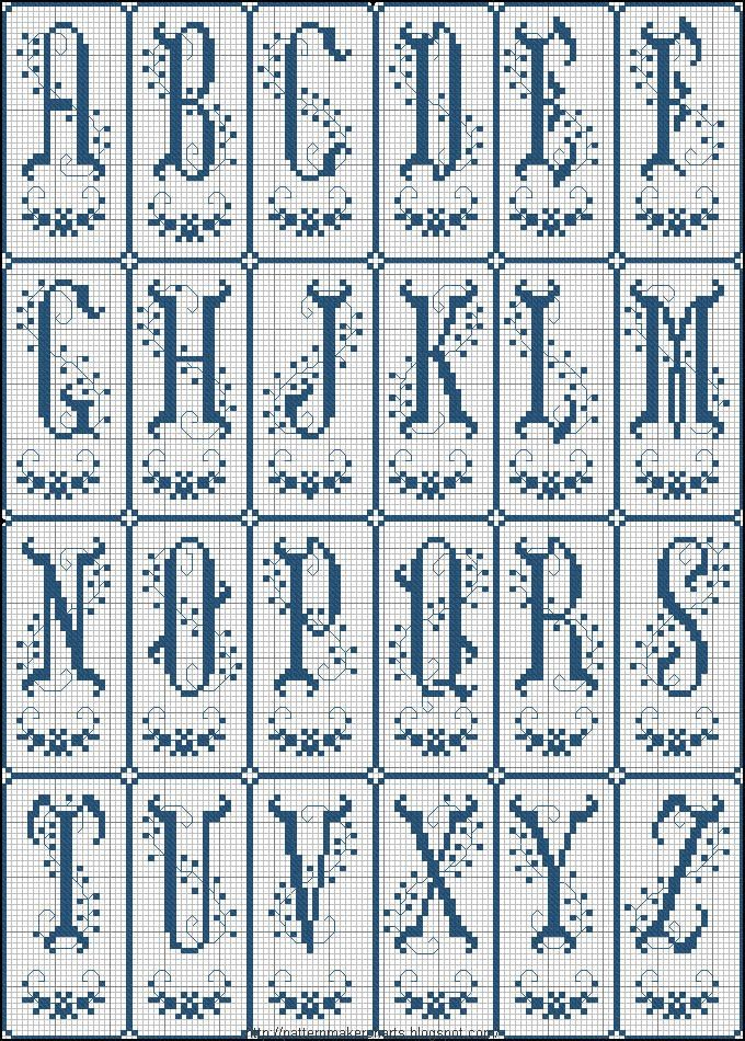Free Easy Cross, Pattern Maker, PCStitch Charts + Free Historic Old Pattern Books: Sajou No 322