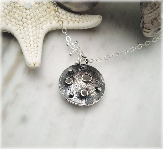 little sea charm necklace