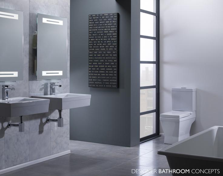 Designer Bathroom Gorgeous 23 Best Bathroom Suites Images On Pinterest  Bathrooms Suites Review