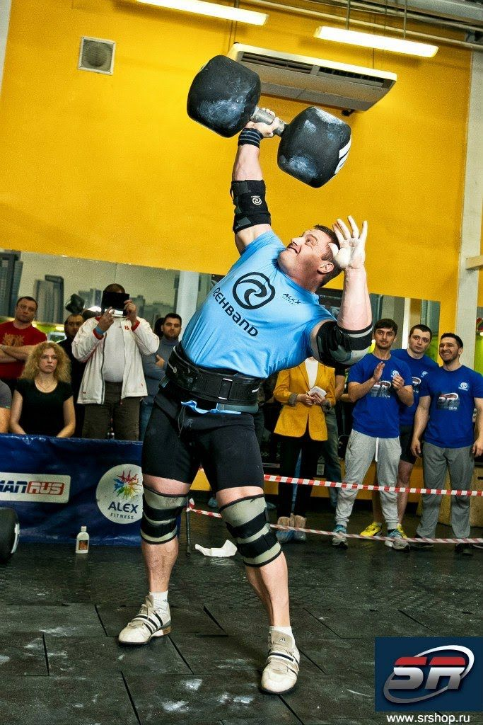 SR-TV: Strongman Rehband Cup-2014. English version (full video + comment...