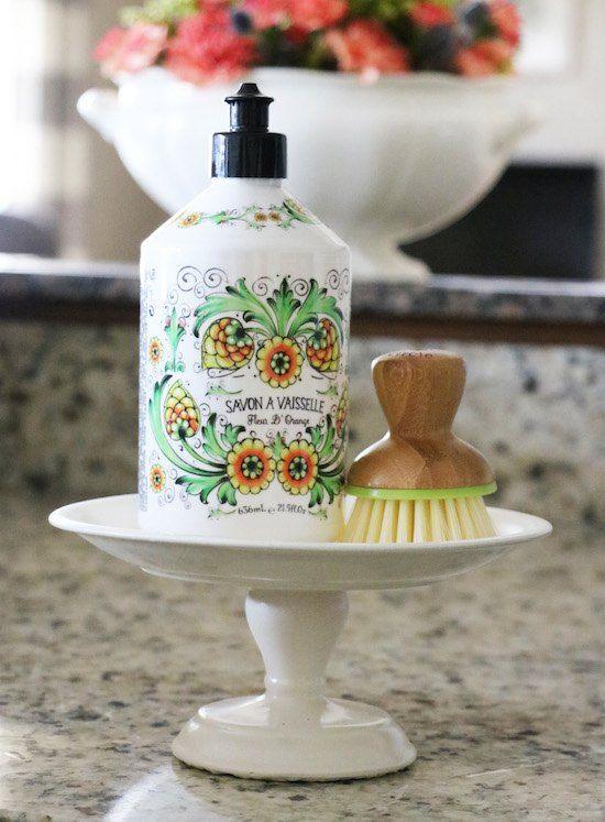 easy diy kitchen bath organizer, bathroom ideas, crafts, organizing, repurposing upcycling, small bathroom ideas