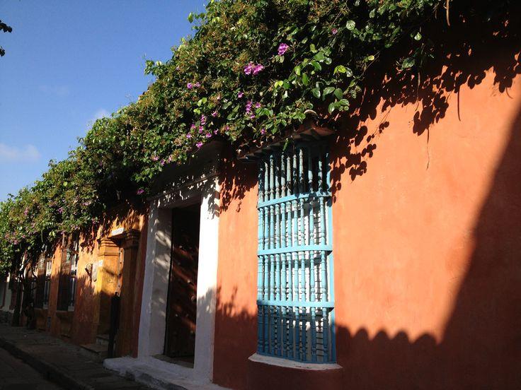 Casas antiguas del centro histórico
