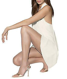 61207fd8c63 Hanes Silk Reflections Control Top Toeless Pantyhose Hosiery - Women s  Control Top Reflections
