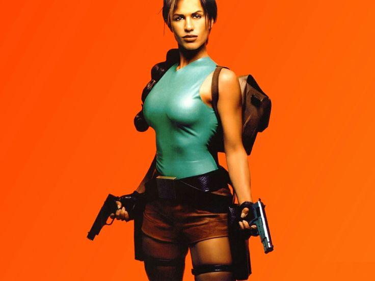 Rhona Mitra as Lara Croft | La fin des Top-Model Lara Croft ? - page 1- GamAlive