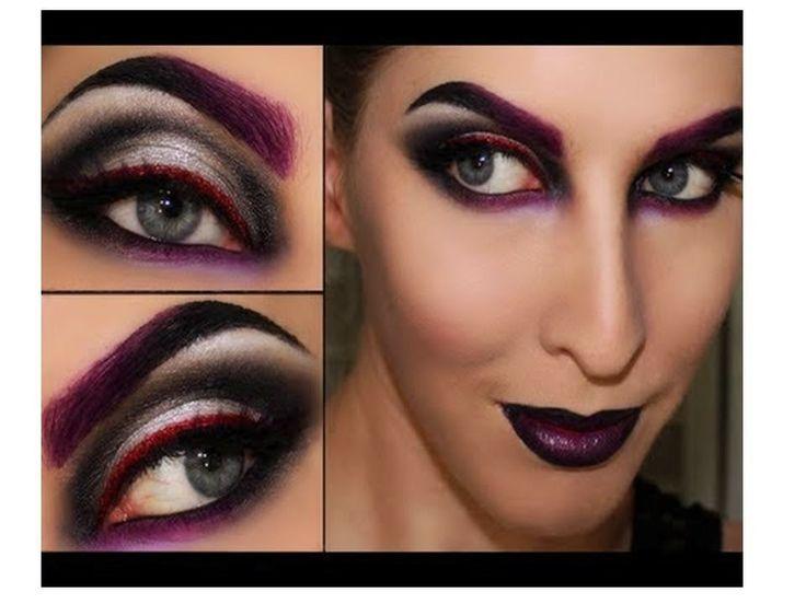 disfraces de bruja maquillaje