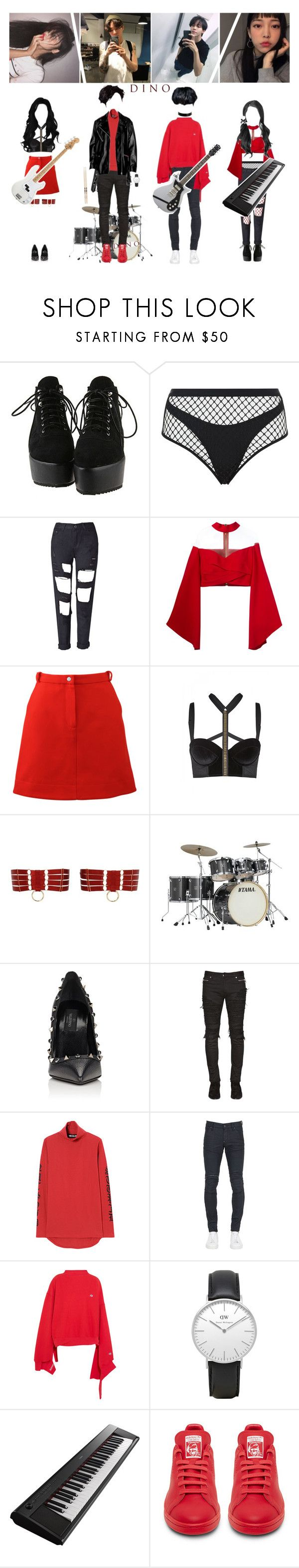 """DINO BAND SCENES 