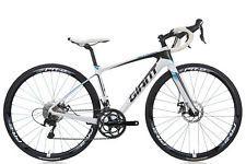 2016 Giant Defy Advanced 2 Disc Carbon Road Bike 41cm XS Shimano 105