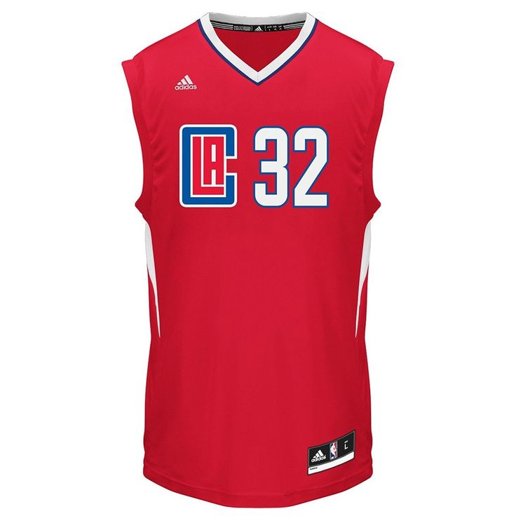 NBA Los Angeles Clippers Blake Griffin #32 Men's Replica Jersey (886411356246)