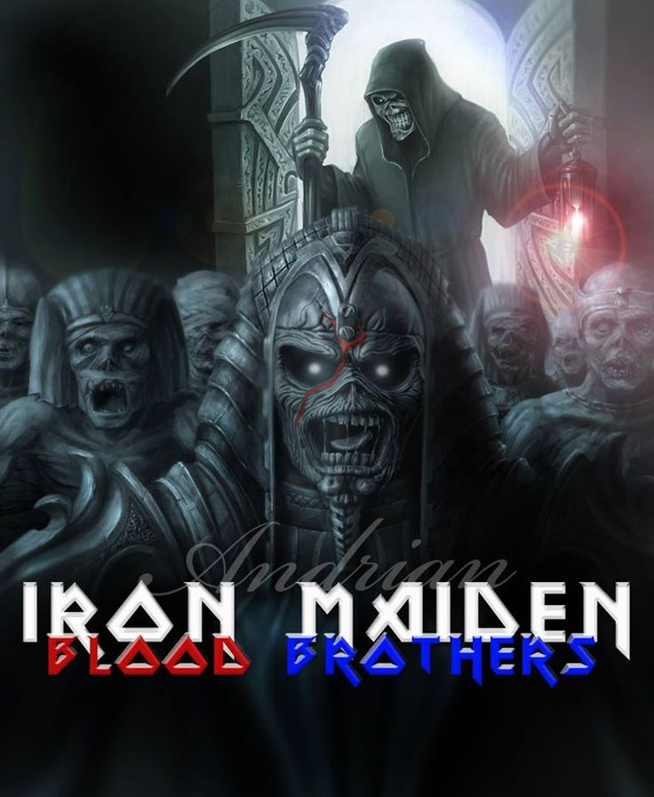 UP THE IRONS !! 3:)