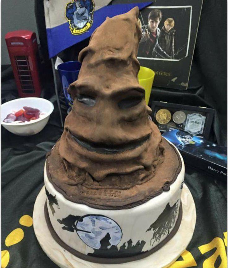 Harry Poteer Cake
