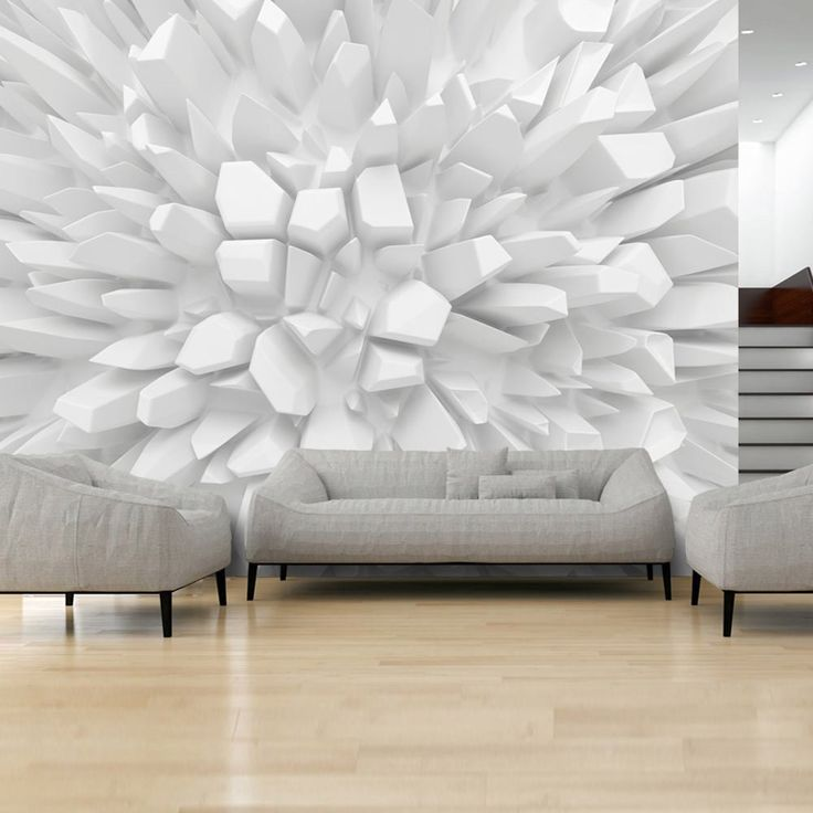 Die besten 25+ Fototapete 3d Ideen auf Pinterest 3d wandbilder - tapeten f r schlafzimmer