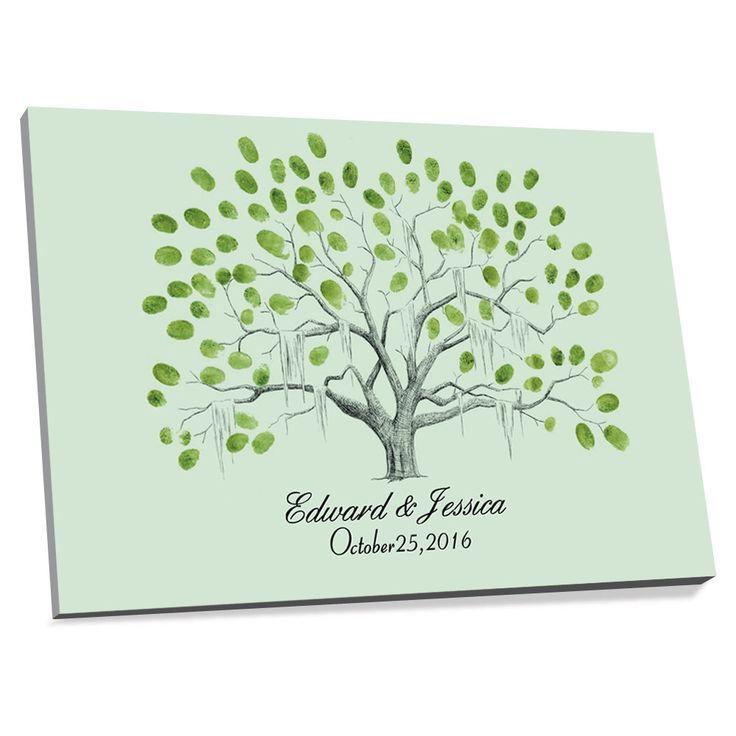 17 best ideas about wedding fingerprint tree on pinterest wedding tree guest book autumn