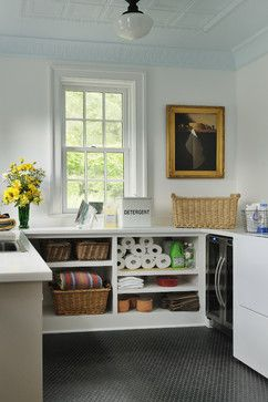 Open Shelving Ideas for the Kitchen - Town & Country Living
