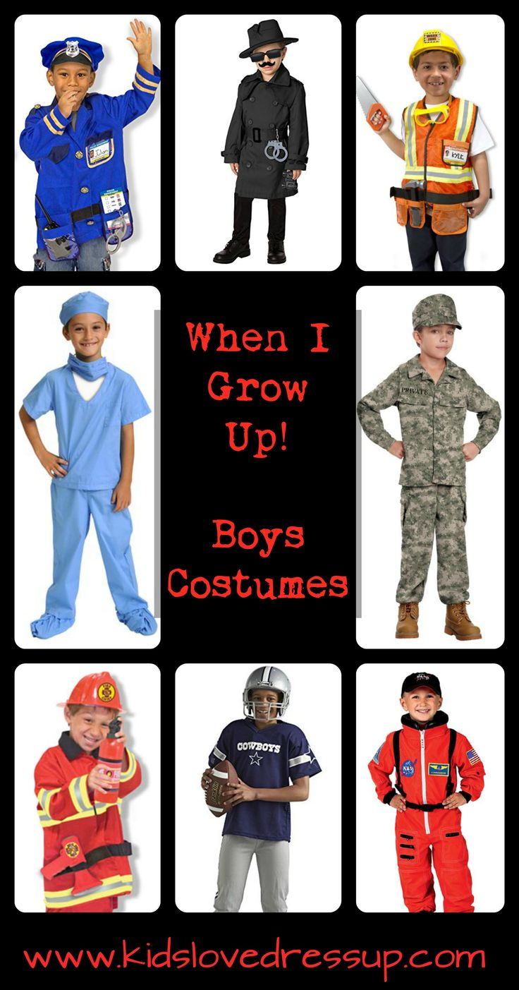 Dress up example sentence - Check Out These Super Fun Boys Costumes That Celebrate Careers And Role Play When I