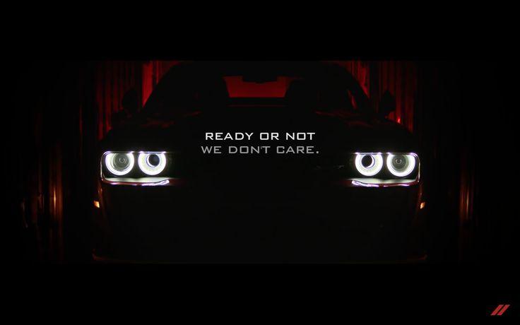 VIDEO: Dodge Challenger SRT Demon | Ready Or Not