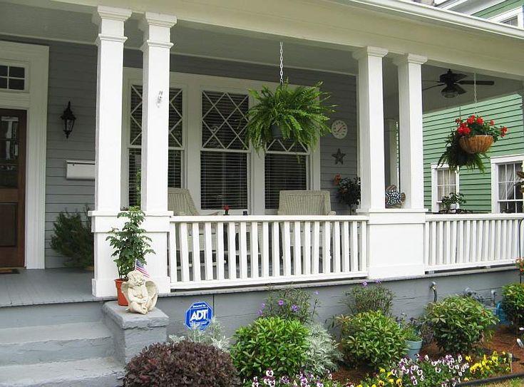 86 Best Porches Images On Pinterest Wrap Around Porches