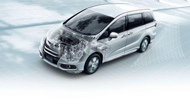 2020 Honda Odyssey Hybrid Redesign News Honda Odyssey Honda Mini Van