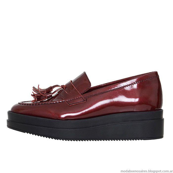 Zapatos Y Botas Otoño Invierno 2015 L Tau Calzado Femenino Zapato De Vestir Hombre Zapatos Otoño Invierno