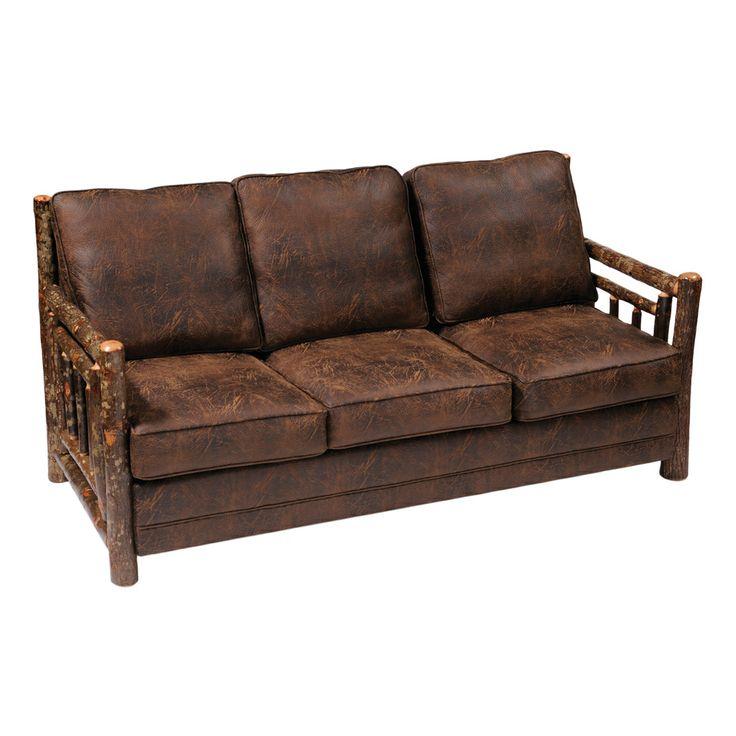 Hickory Sleeper Sofa Bed