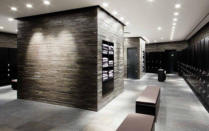 locker room designs
