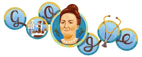 Cecilia Griersons 157th Birthday  Date: November 22 2016  Location: Argentina Chile Peru Uruguay  Tags: Birthday doctor educator Sciences
