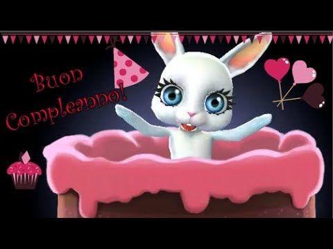 Buon compleanno a una persona speciale-happy birthday -dedica - YouTube