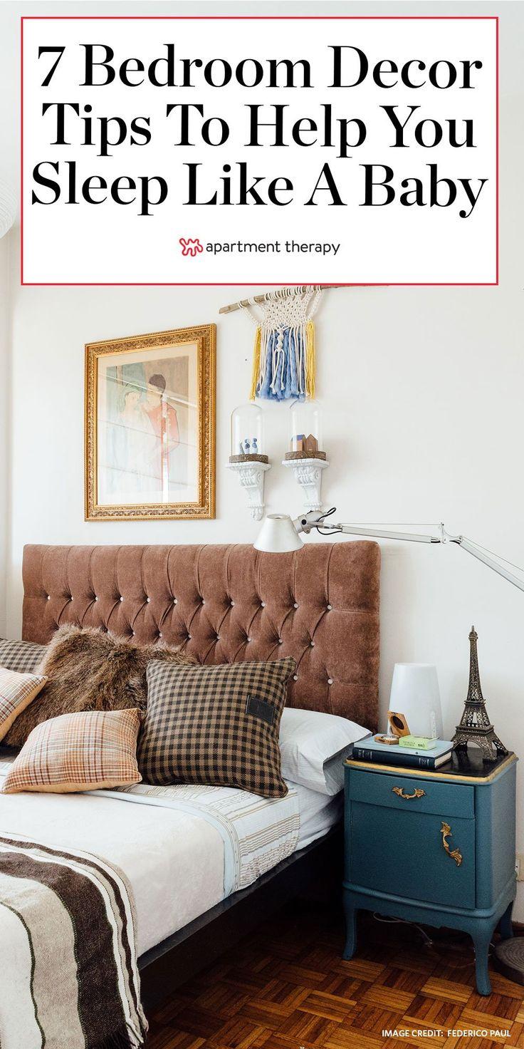 7 Bedroom Decor Tips That'll Help You Sleep Like an Actual ...