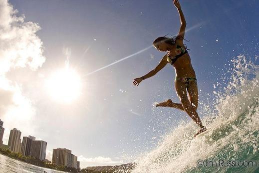 Dancing on Water  Kelia Moniz