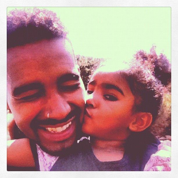 Necole Bitchie.com: [Photo Gallery] A Salute To Celebrity Dads