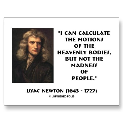 "issac newton mental illness Most people might think that isaac newton and john milton have very little  that  he was not going to recover from his final illness (""i'm up shit creek,  edition of  the book that robert and i wrote about psychiatric interviewing."