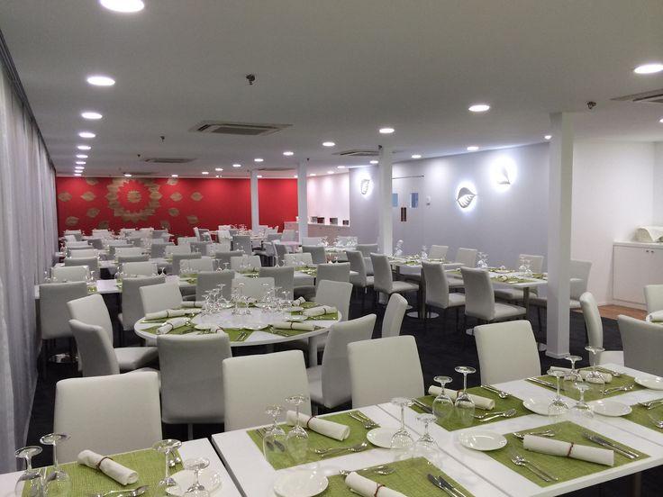 Airbus Group Chalet restaurant @ the Singapore Airshow by Proj-X Design.  www.proj-x.com.au