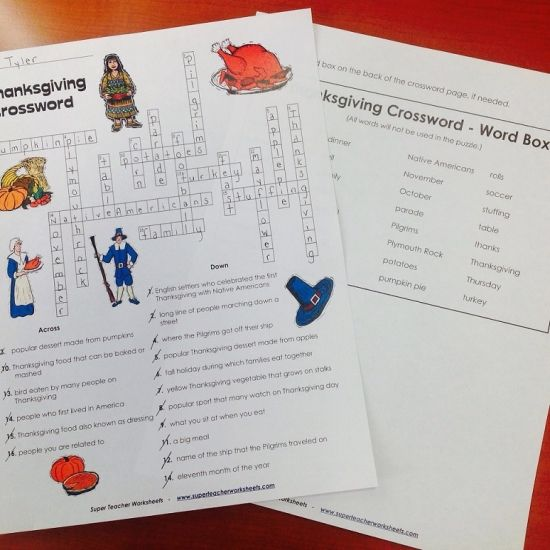 136 best Holidays - Super Teacher Worksheets images on Pinterest ...