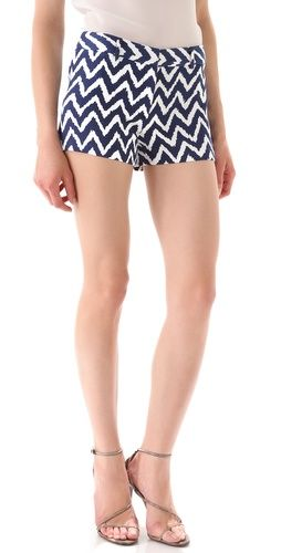 Milly Dickies Shorts at Shopbop as seen on Atlantic-Pacific