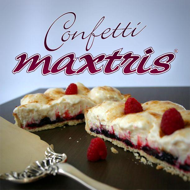 #confettimaxtris #confetti #maxtris #lampone #vaniglia #raspberry #vanilla