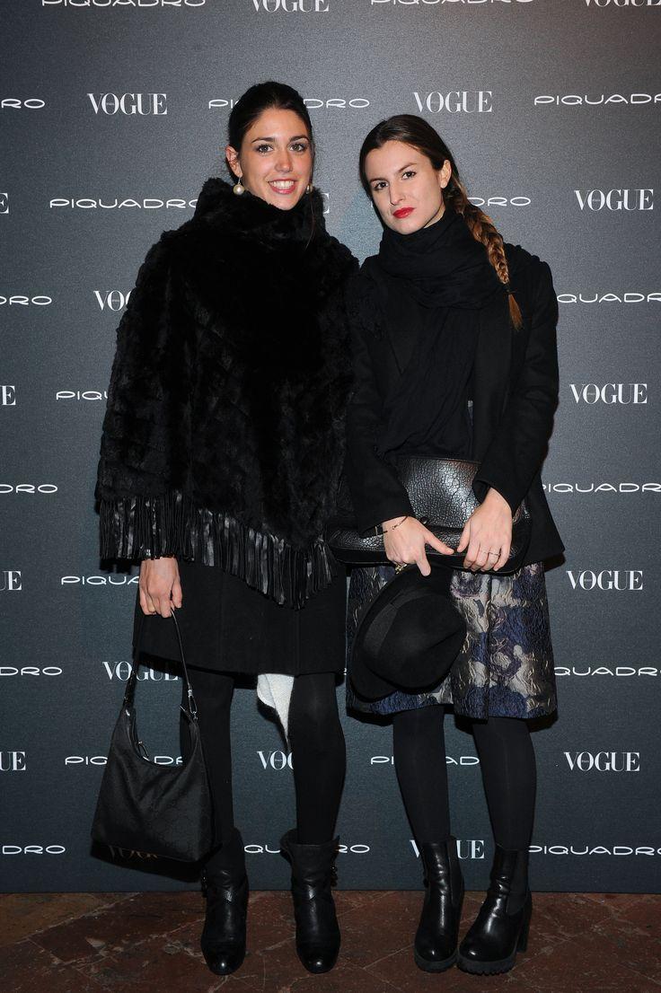Claudia Pravettoni e Maria Fiore Miniussi