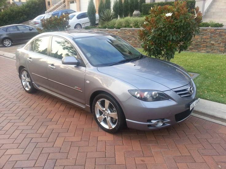 2005 Mazda 3 Sedan.