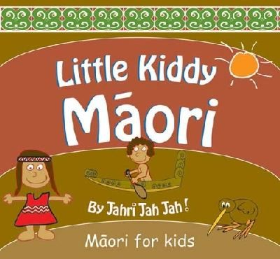 Little Kiddy Maori is a great picture book to learn the basics of te reo Maori. It covers basic greetings, body parts, animals, family, numbers, farewells and more.