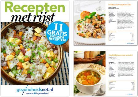 Op zoek naar inspiratie voor lekkererijstrecepten? Downloadons gratis boekje en geniet vanavond nog van een overheerlijke maaltijd! Wat dacht je van Thais gebakken rijst met ei?