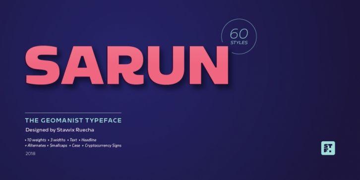 Sarun Font Download Download Fonts