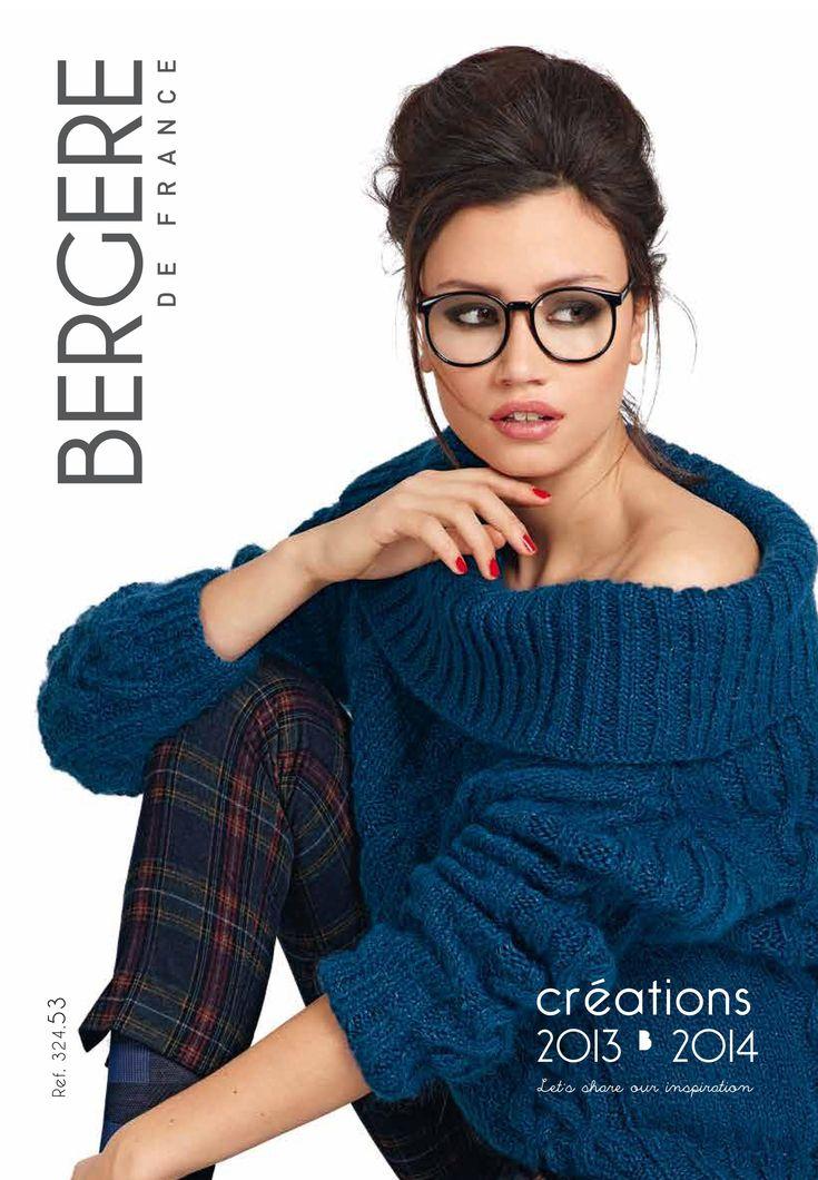 Bergere De France Magazine Creations Aw15 16: Bergere De France On Pinterest